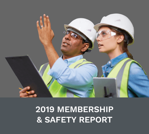 2018 Membership and Safety Report