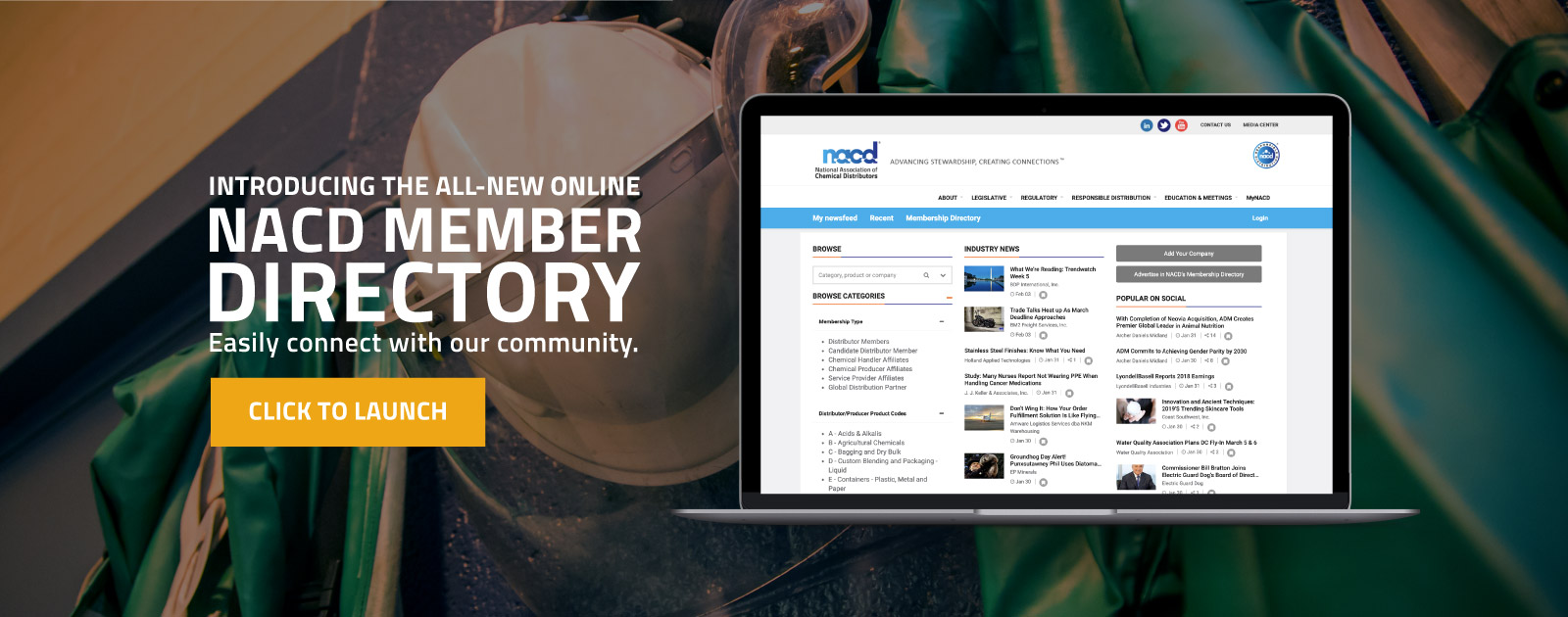 Home - National Association of Chemical Distributors